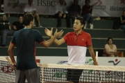 Brandon Nakashima (USA) y Alan F. Rubio Fierros (MEX)