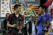 Juan Manuel Cerundolo (ARG) y Chun Hsin Tseng (TPE)