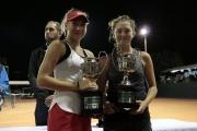 Alexa Noel (USA) y Avelina Sayfetdinova (RUS)