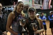 Dalayna Hewitt (USA) y Peyton Stearns (USA)