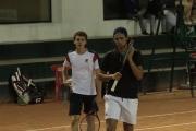 Juan Manuel Cerundulo (ARG) y Agustin Riquelme Coppari (ARG)