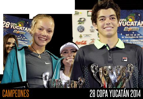 Campeones Copa Yucatan 2014